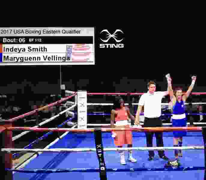 USA Boxing is in Salt Lake City as more than 700 compete in the Elite and Youth National Championships