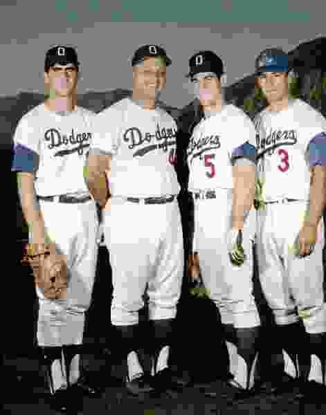 Tommy Lasorda, Steve Garvey, Bill Buckner: All of their careers were launched in 1968 in Ogden