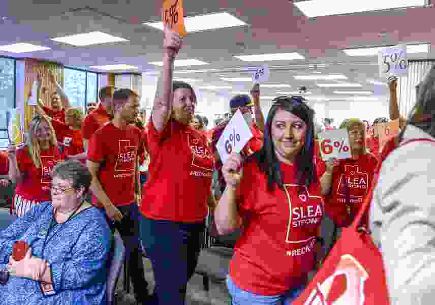 Salt Lake City teachers, who threatened to strike, will get raises under tentative deal