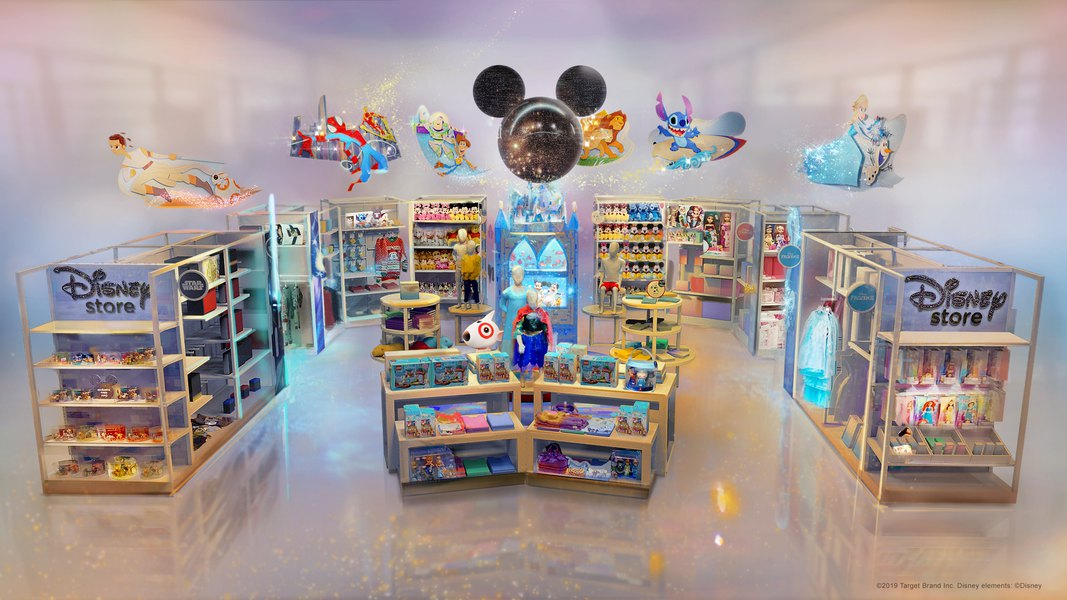 Admirable Mini Disney Store Opens Inside South Jordan Target The Pabps2019 Chair Design Images Pabps2019Com