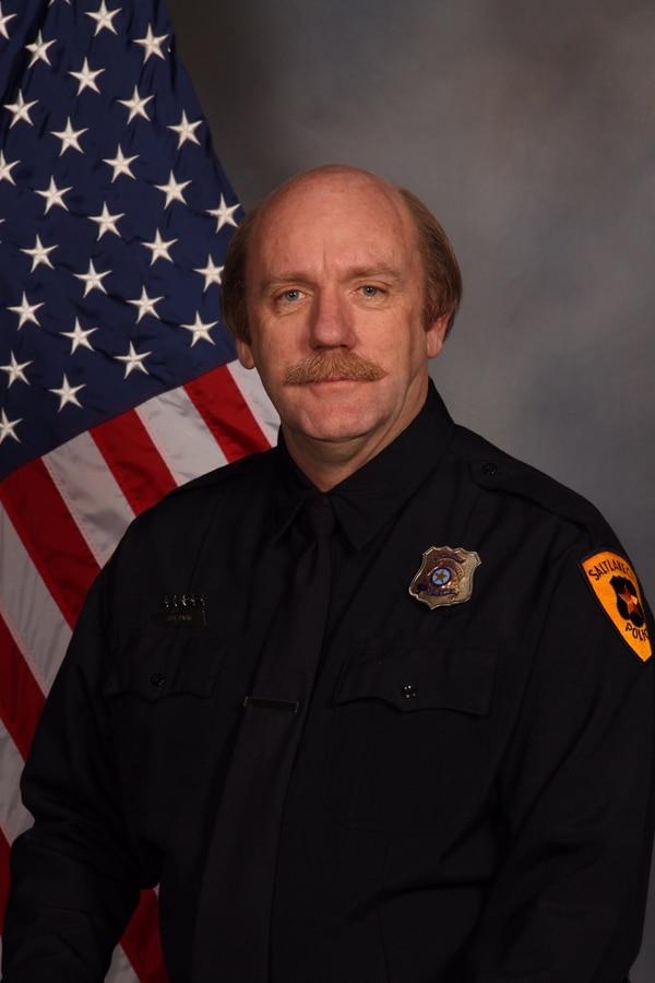 (Courtesy of Salt Lake City Police Department) Salt Lake City police Detective Jeff Payne