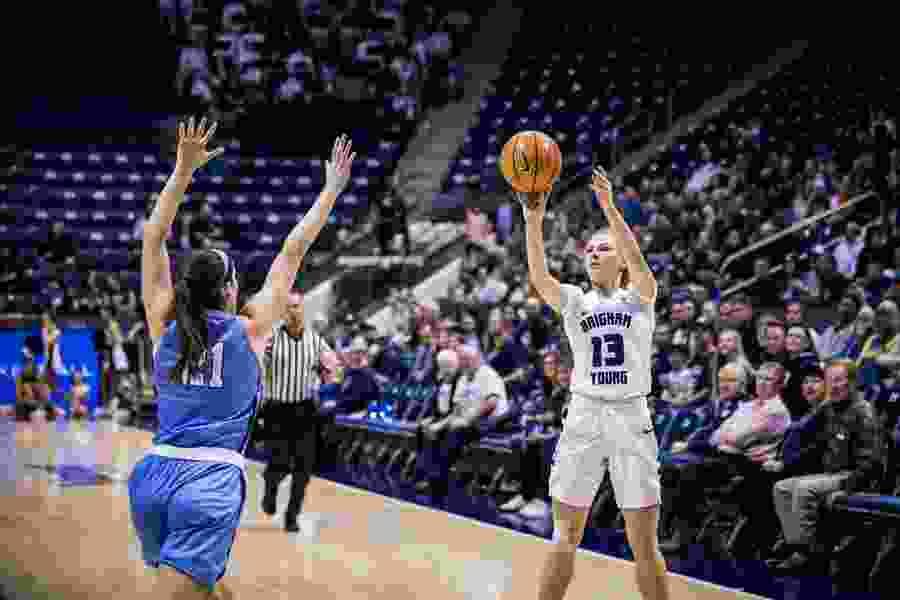 Stunner: BYU women fall to Pepperdine, 62-51, in Cougars' WCC basketball tourney opener