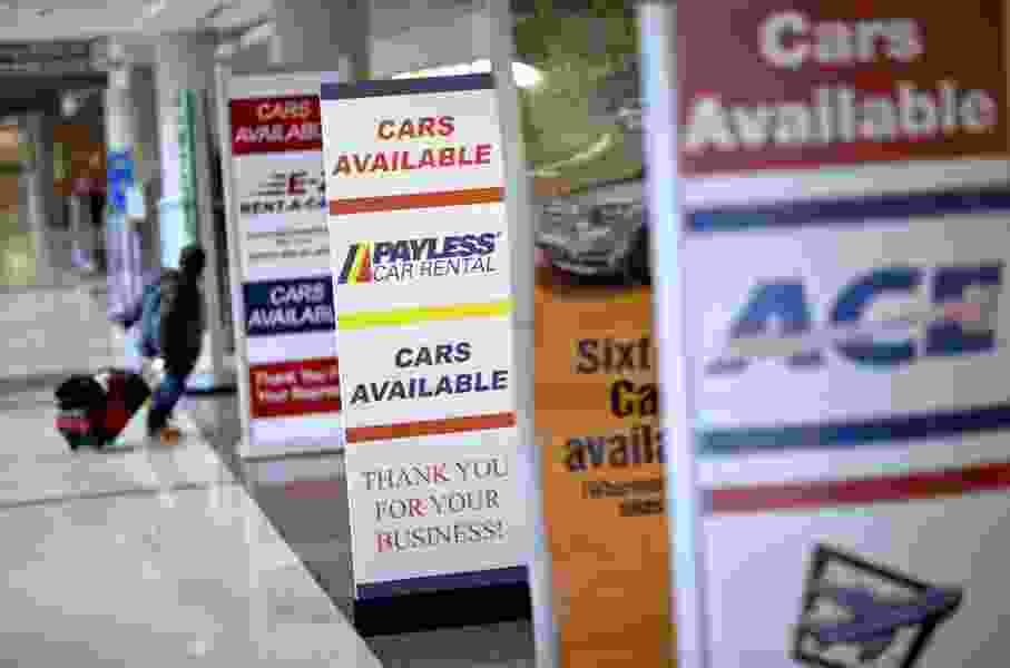 Car-sharing firm Turo is battling traditional rental companies in Utah