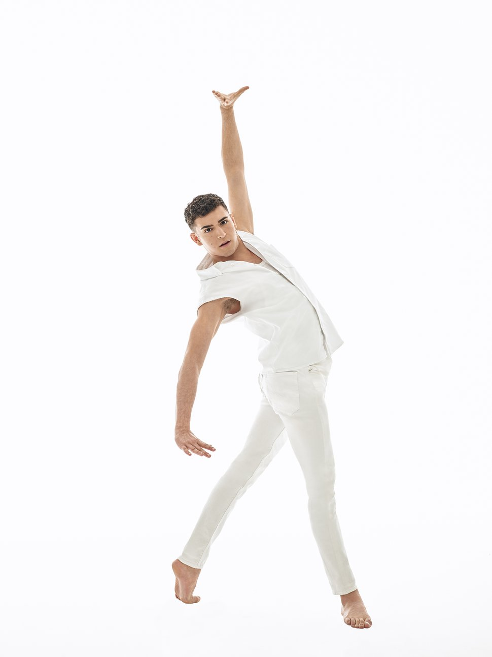 "(Photo courtesy of Adam Rose/Fox) Utahn Ezra Sosa is a finalist on ""So You Think You Can Dance."""