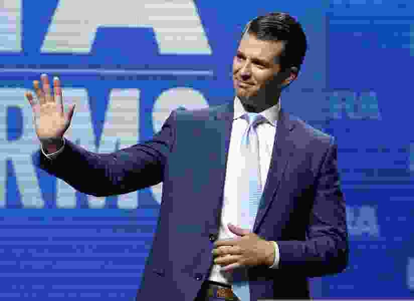 Donald Trump Jr. agrees to testify before the Senate Intelligence Committee again