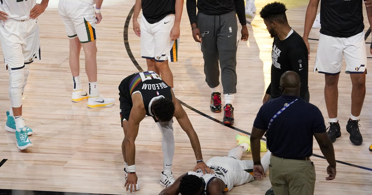 'Emotionally spent' Utah Jazz proud of how they handed a season defined by adversity