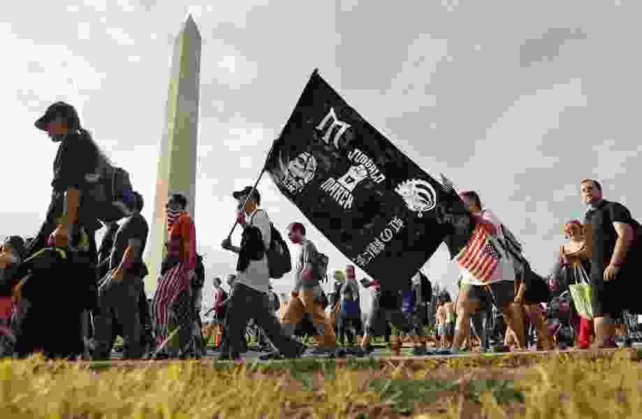 Juggalos protest FBI gang label they say is wrong and harmful