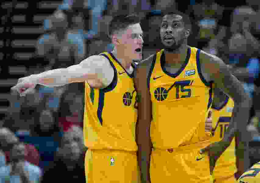 Jazz mailbag: Are the referees sticking it to the Jazz?
