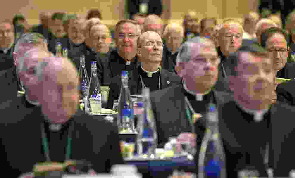 Commentary: Abortion preeminent issue, global warming not urgent, say bishops