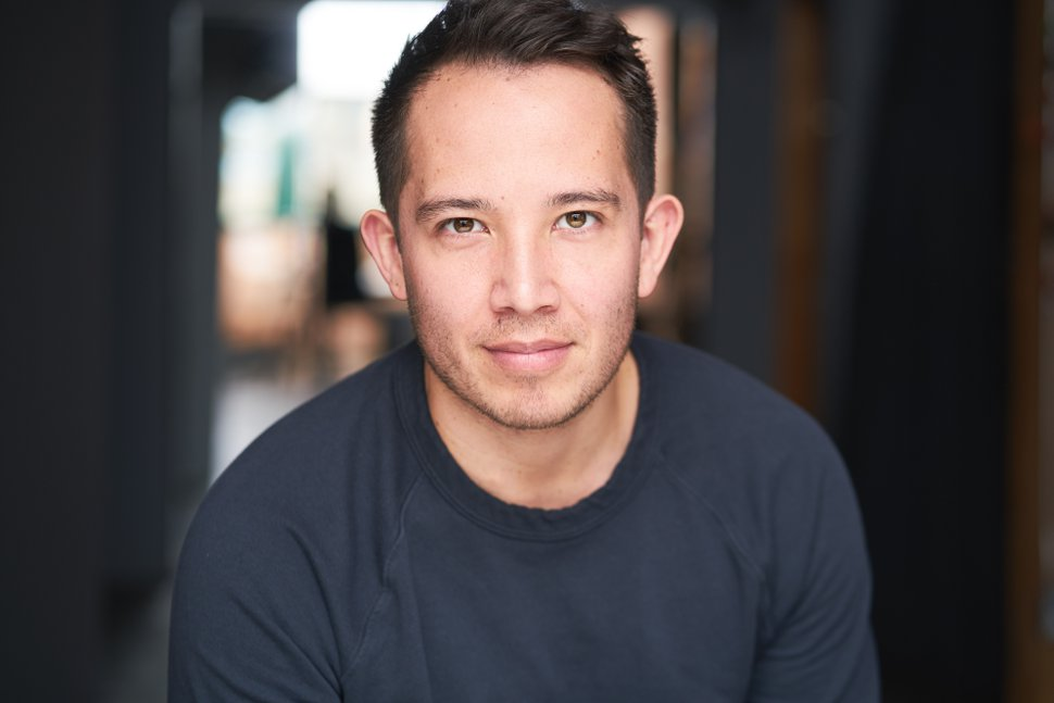 (Courtesy) Actor Joseph Morales will play Alexander Hamilton in the Salt Lake City tour run of the musical