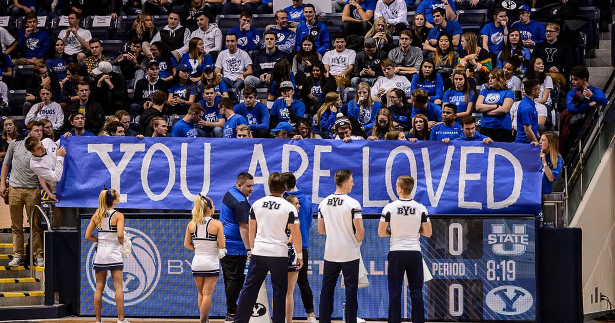 Byu S Men S Basketball Attendance Has Decreased Dramatically