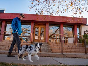 (Francisco Kjolseth  |  The Salt Lake Tribune) Chef/owner Sam Oteo is moving his Mexican bistro — called Lola — to from Orem to Salt Lake City's 9th and 9th neighborhood. It will open in mid-December.