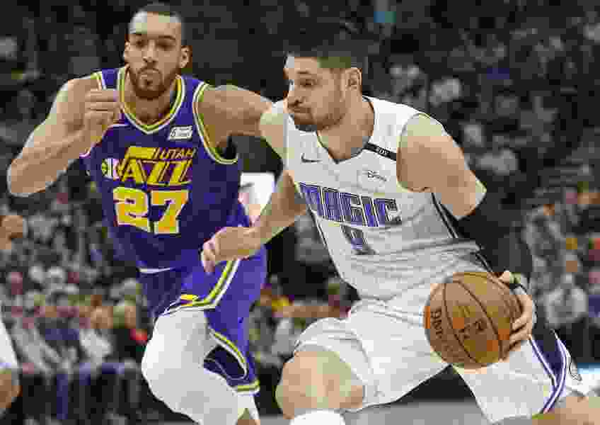Jazz dig a big hole for themselves, then storm back to defeat Orlando 106-93