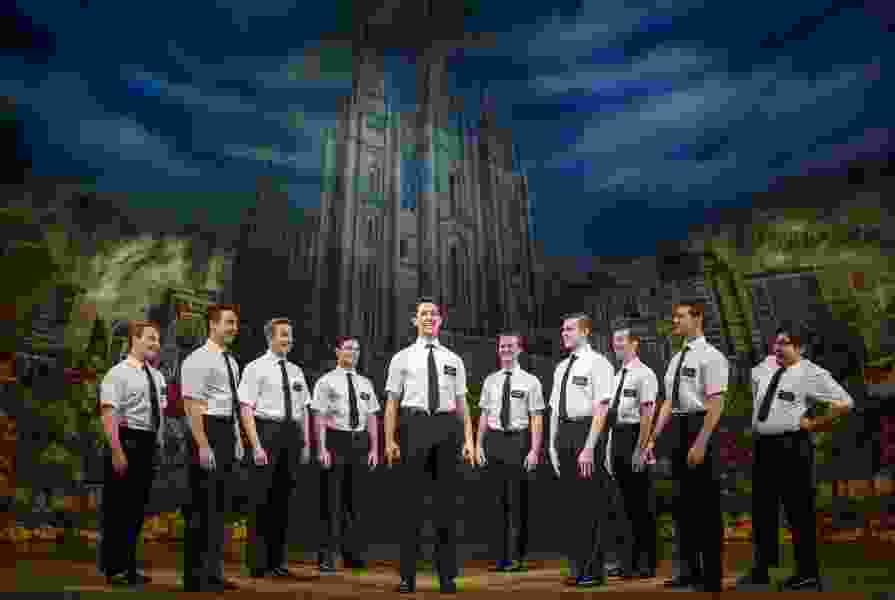 Even for 'Book of Mormon' non-virgins, its second run in SLC is a particular pleasure