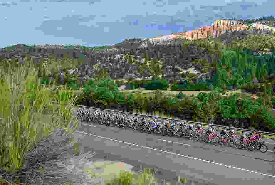 Tour of Utah will feature nearly 44,000 feet of climbs in 2018