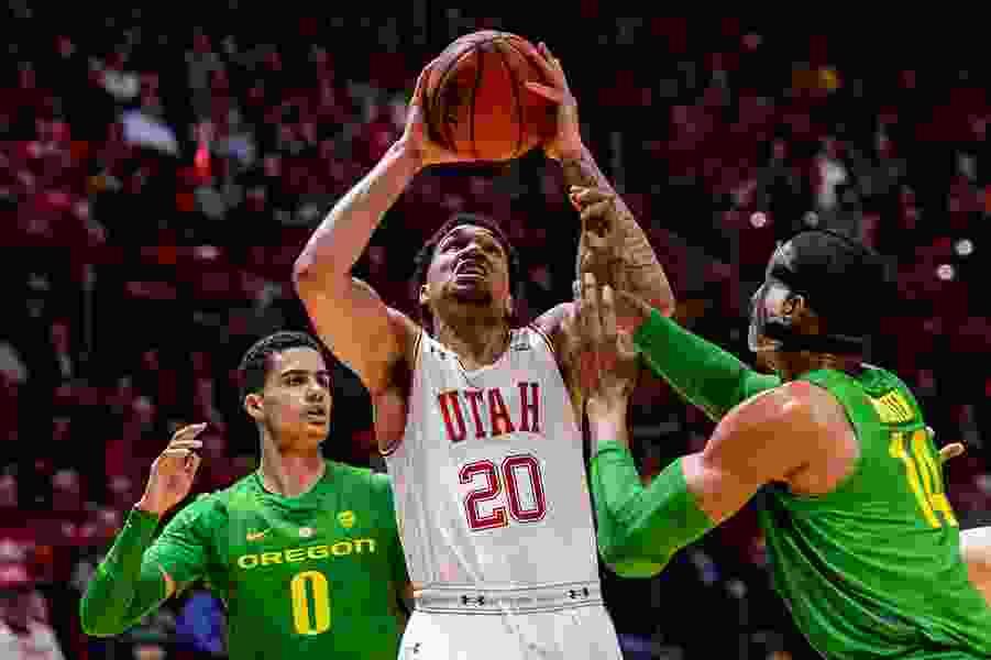 University of Utah men's basketball has its youngest team in the Larry Krystkowiak era
