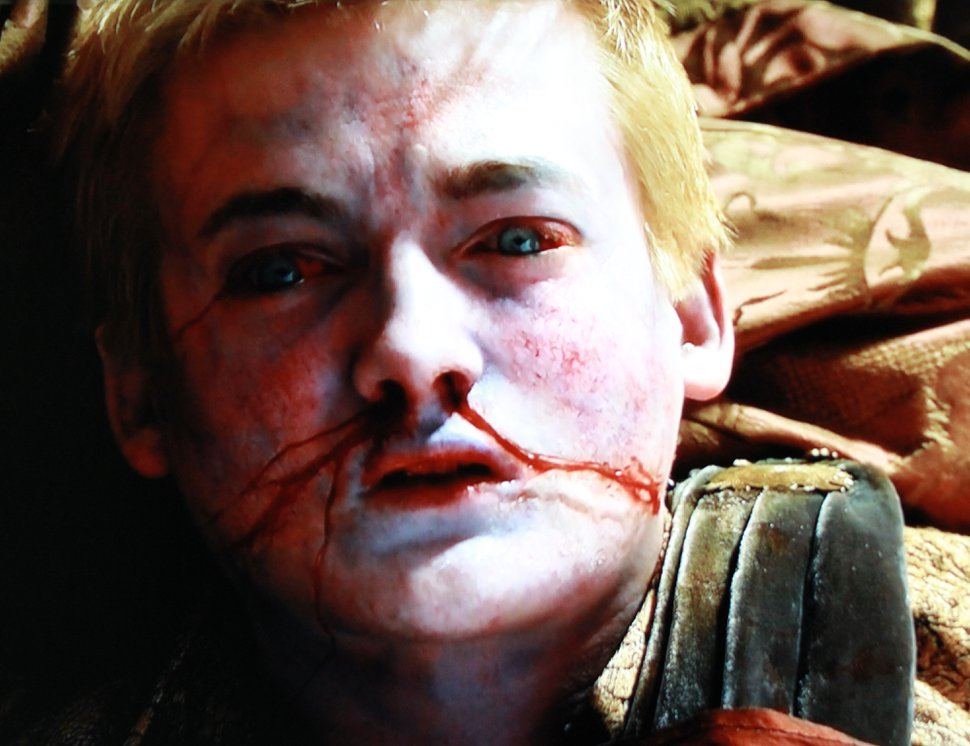 | Courtesy HBO King Joffrey Baratheon (Jack Gleeson) died in agony after he was poisoned at his wedding.