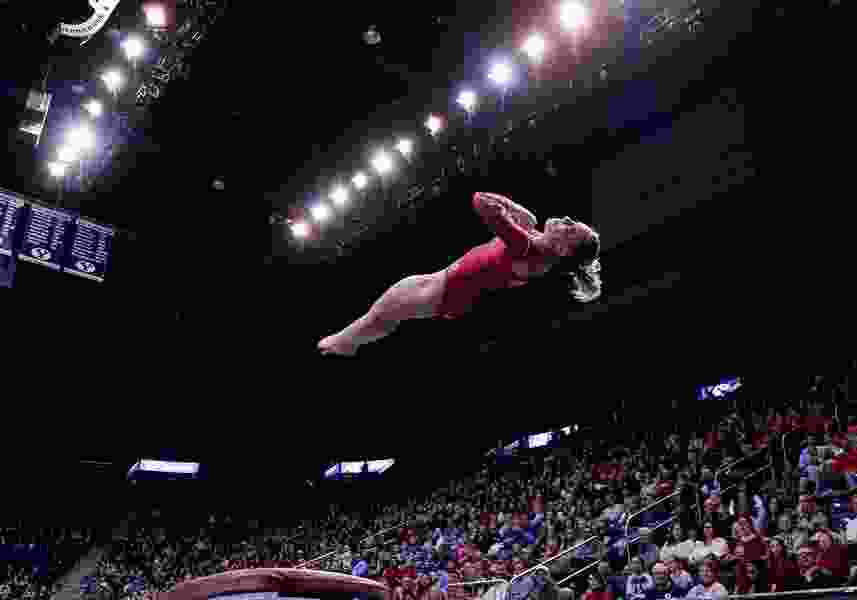 Gymnast MyKayla Skinner embarks on a long road back to Olympics