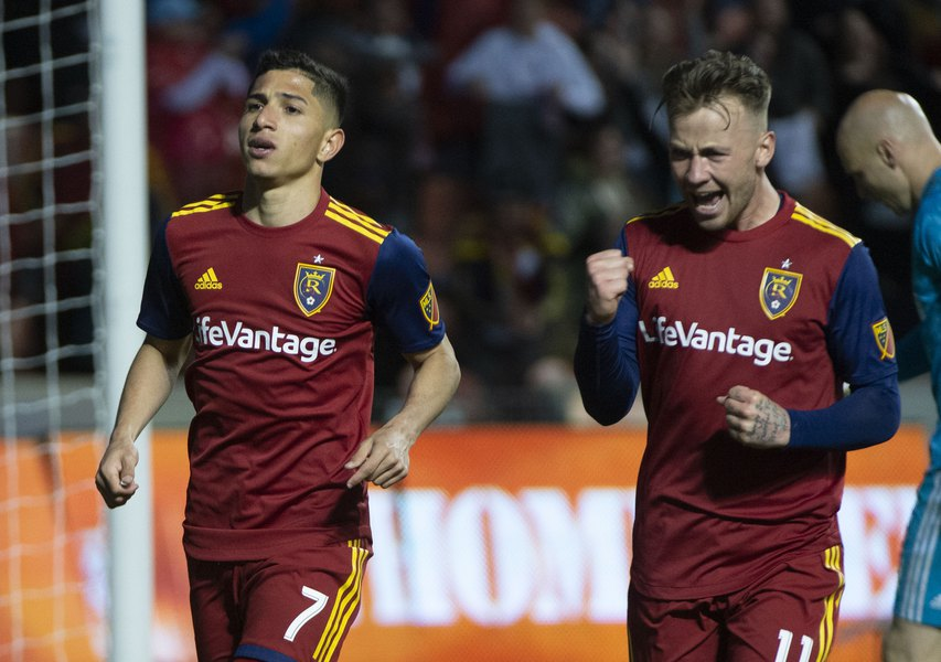Real Salt Lake is spending more money on player salaries in 2019, putting it right in the middle of MLS