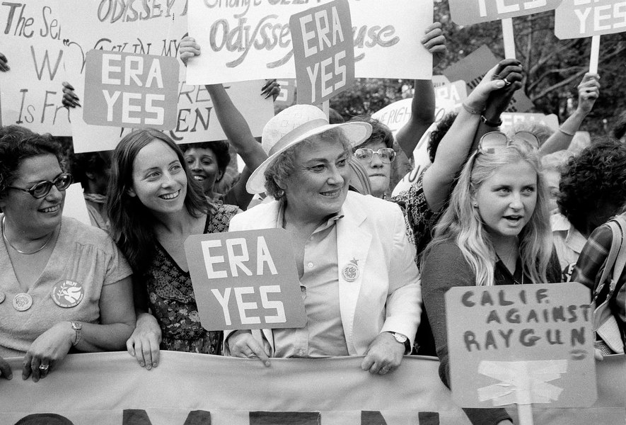 Letter: Time to approve the Equal Rights Amendment