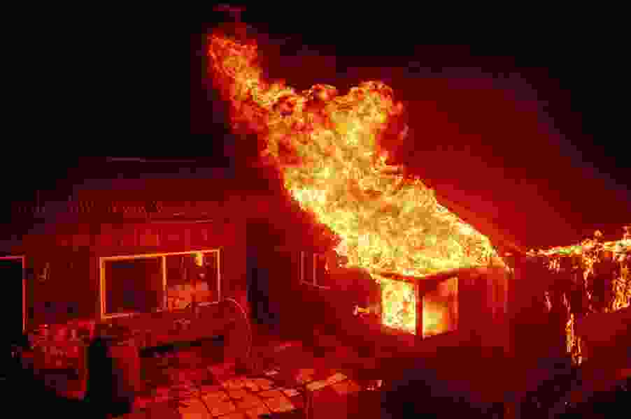 10 now dead in massive Northern California wildfire