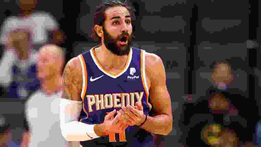 Ricky Rubio bringing his personality to surprising Phoenix team