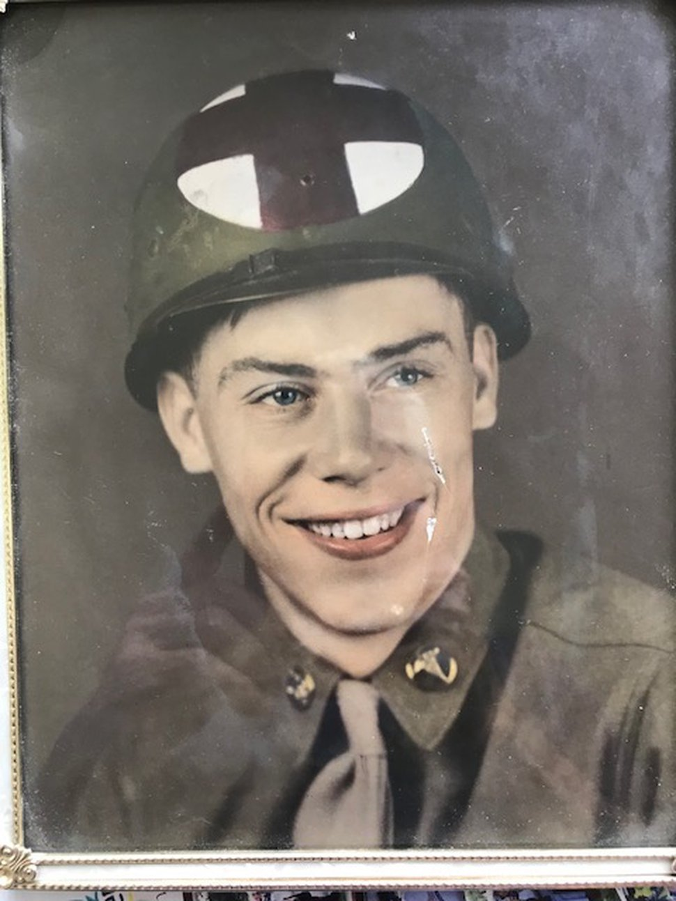(Photo courtesy of Van Dewerker family) Army Cpl. Patrick Van Dewerker, of Brigham City, went missing during the Korean War in 1950, according to military records. His family hopes his remains are among those the North Korean government provided to the United States in July 2018.