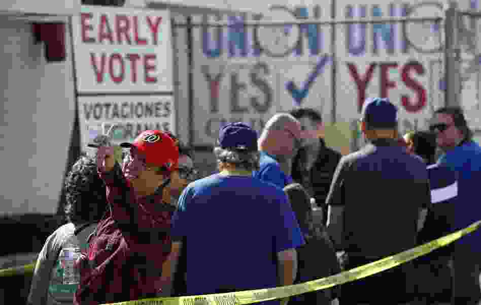 Timothy Egan: I wasted my vote in a state that finally matters
