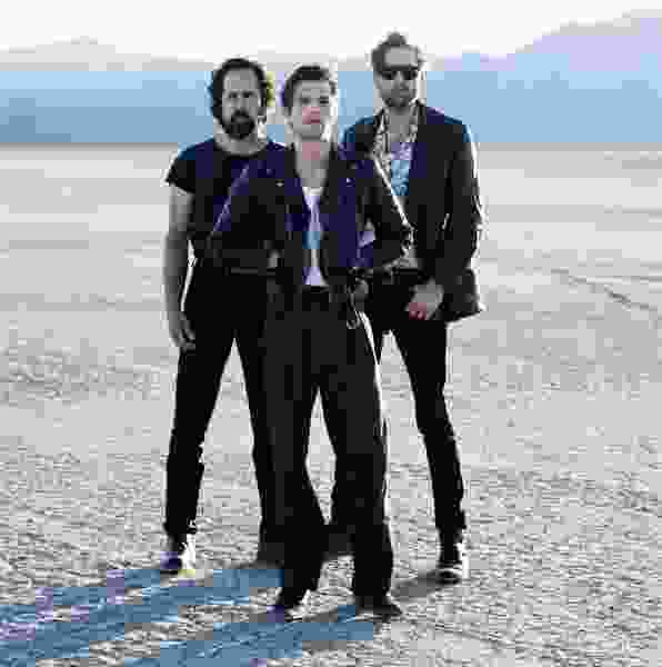 The Killers are now big enough to headline The Viv in Salt Lake City — but they'll never forget the time a woman flashed them at Great Saltair