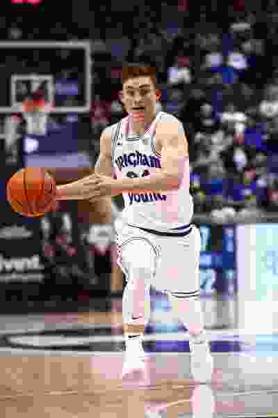 BYU guard McKay Cannon says Weber State ran him off, but he's not bitter toward former team