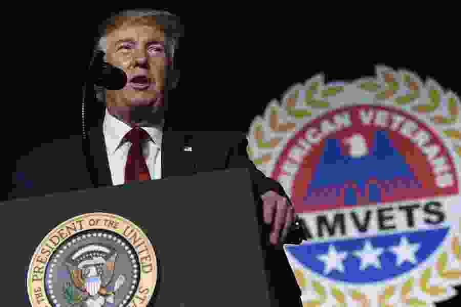 President Trump signed an order forgiving disabled veterans' student loan debt