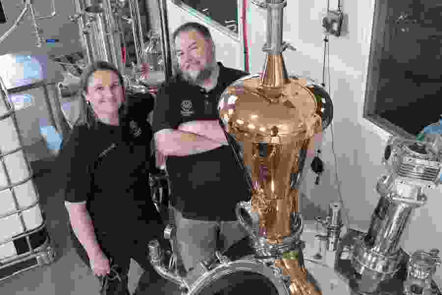Utah County's first distillery takes the unconventional route