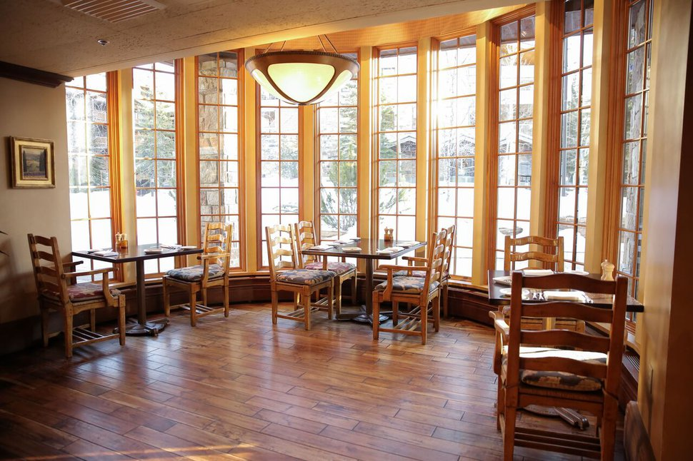 (Courtesy Photo) Cena Ristorante, an Italian restaurant inside The Chateaux Deer Valley in Park City.