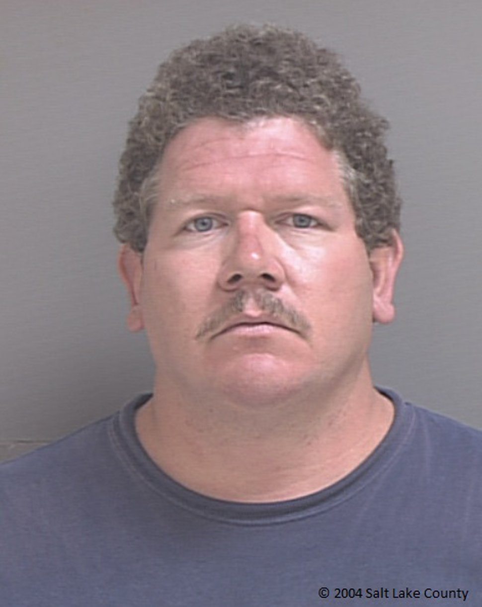 (Photo courtesy Salt Lake County Sheriff's Office) A booking photo taken Aug. 22 of Walter Eugene Brantzeg, who has been charged with aggravated murder, attempted aggravated murder, aggravated burglary and cruelty to an animal. He is accused of killing his estranged wife, Valerie Sue Brantzeg, and injuring their 13-year-old daughter, in Millcreek on Aug. 22.