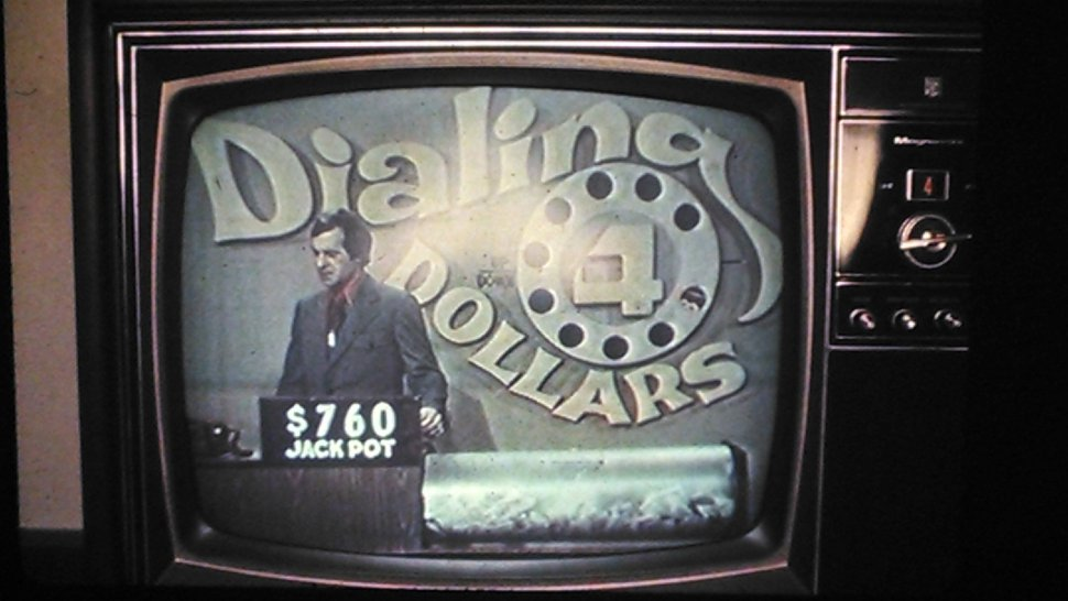 | Courtesy Former KCPX and KNAK DJ Lynn Lehmann also hosted the television show Dialing for Dollars.