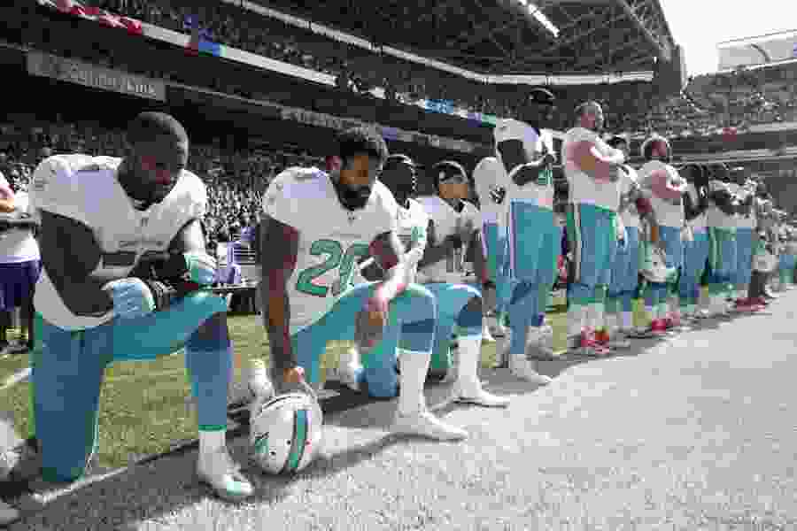 Letter: Send a message by boycotting the NFL