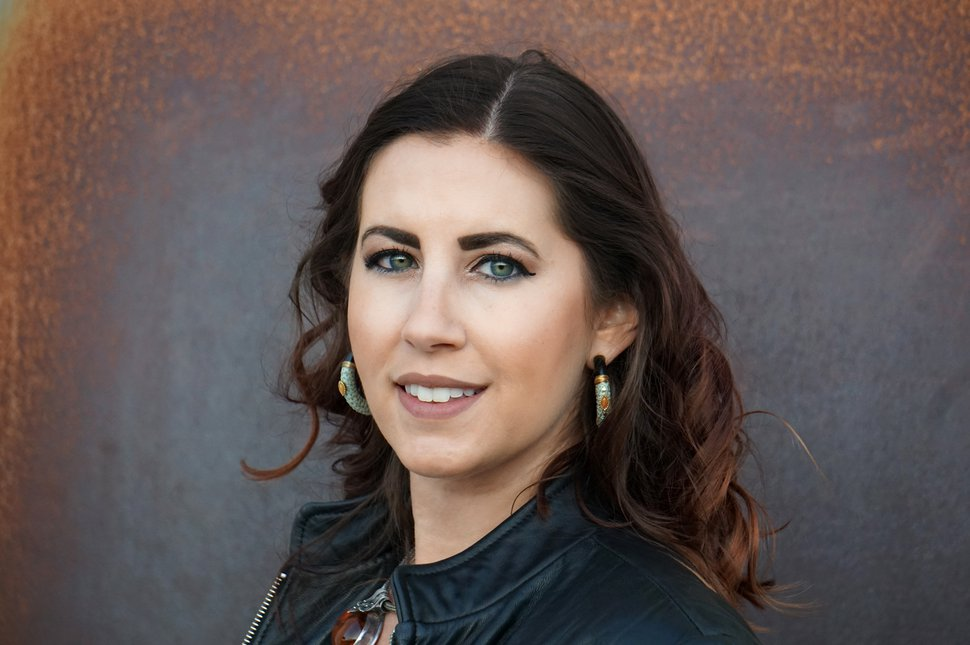 (Photo courtesy of PBS) Salt Lake City-born filmmaker Erika Cohn directed the documentary