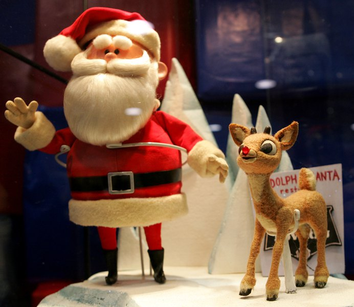 some people are upset about rudolph the red nosed reindeer