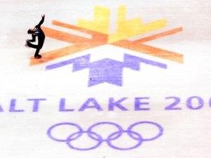 (Leah Hogsten | The Salt Lake Tribune) Ukraine's Dmitri Dmitrenko skates during the Men's Free Skate Thursday at the Salt Lake Ice Center during the 2002 Winter Olympics in Salt Lake City.