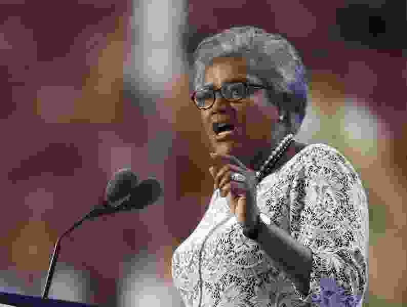 Former DNC head Donna Brazile says she considered replacing Clinton with Biden as nominee