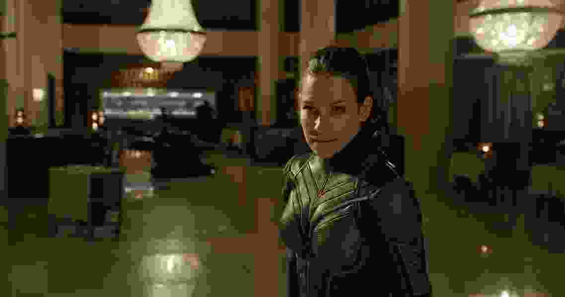 Evangeline Lilly, who plays Marvel's The Wasp and was a castaway on 'Lost,' coming to FanX Salt Lake Comic Convention