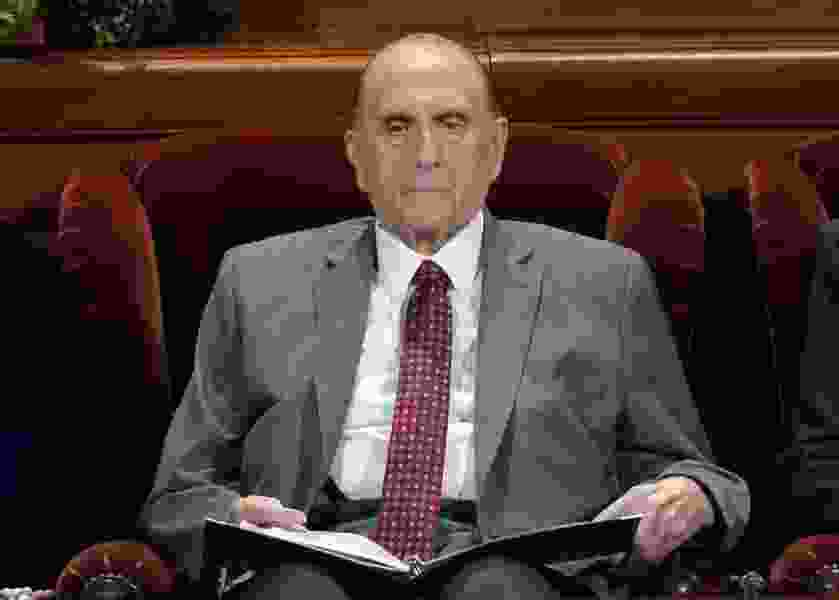 Tribune Editorial: Mormon President Monson was a true man of God