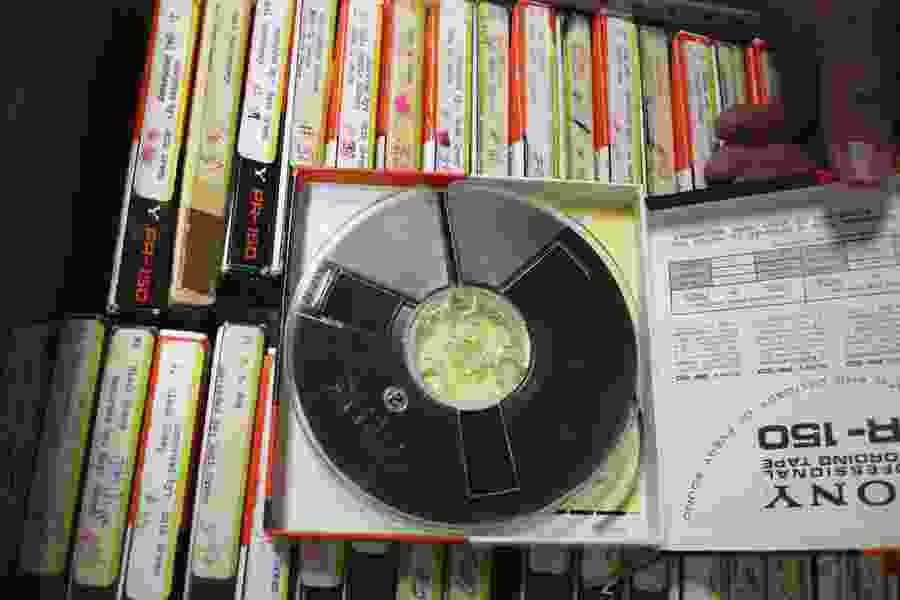Fifty years ago, a Navajo group recorded oral histories from 450 elders on 1,700 reel-to-reel tapes. Now, the collection is being preserved for future generations.