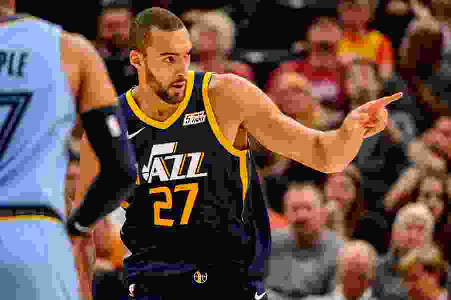 Monson: NBA referees should lay off Rudy Gobert and call the games straight up