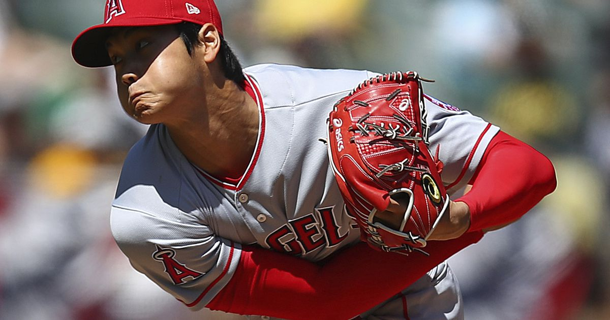 MLB roundup: Shohei Ohtani wins in U.S. pitching debut as ...