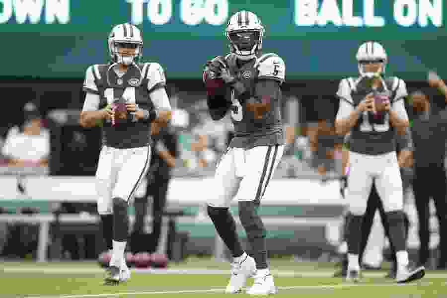 Darnold, Bridgewater make cases to be Jets' starting QB