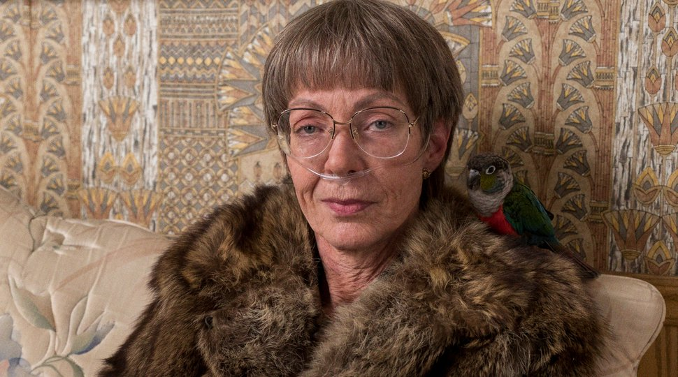 This image released by Neon shows Allison Janney as LaVona Golden from