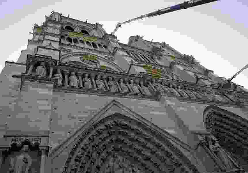 A 'computer glitch' may have started the Notre Dame fire