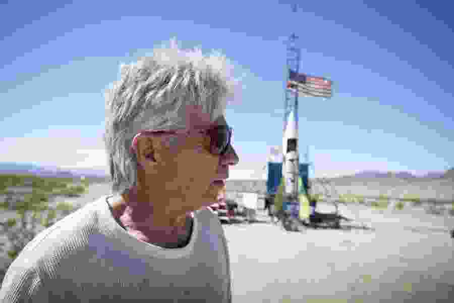 Flat-Earther Mike Hughes dies in crash after rocket launch