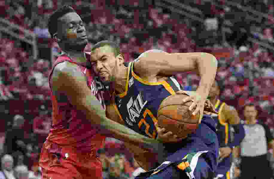 Down 2-0 after a pair of blowouts, Jazz say it's time to 'man up' against Rockets